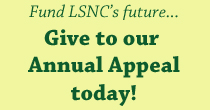 Donate to LSNC's Annual Appeal